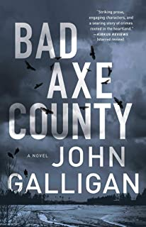 Bad Axe County: A Novel (A Bad Axe County Novel Book 1) (English Edition)