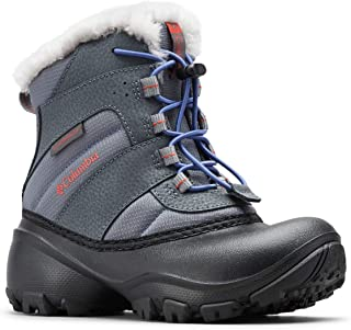 Columbia Kids' Childrens Rope Tow Iii Waterproof Snow Boot