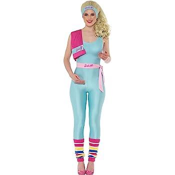 Smiffys 42977M - Disfraz de Barbie, Talla M, Color Azul: Amazon.es ...