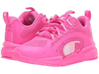 Champion Kids RF Pro Runner (Toddler) (Bubbly Pink) Girl