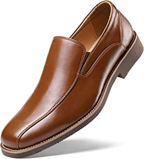 Men's Dress Shoes- Classic Modern Formal Leader Slip On Loafer