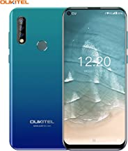 OUKITEL C17 PRro (2019) Smartphone Camera Phone Dual SIM Smart Phone Unlocked Cell Phone with Octa-Core 4+64GB 3900 mAh 6.35HD+ Screen Android 9.0 (Gradient)