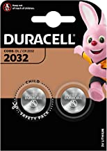 Duracell DL2032/CR2032 - Pilas especiales de botón de litio