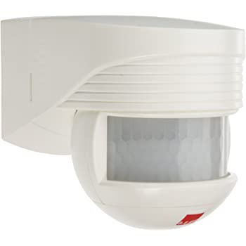 B.E.G 91002 LC-Click 200 - Detector de Movimiento, Color Blanco
