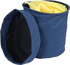 Opbergtas voor speelgoed, opvouwbare duiktas, slijtvast draagbaar, geurloos voor speelgoedkleding(Large yellow blue outer ...