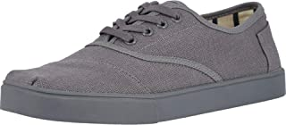 TOMS Men's 10013549 Slip On Trainers, (Shade Grey 000) 9 UK