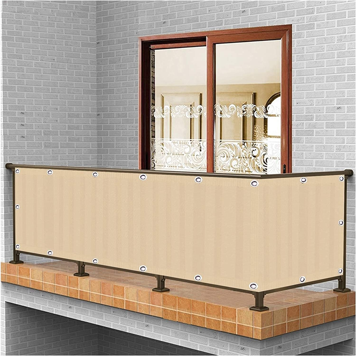 ALBN Balcony Privacy Screen excellence Cover Blo Gifts for Protection 85%
