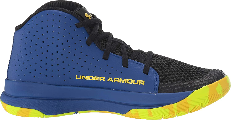 Under Armour Unisex-Child Pre School Jet 2019 Basketball Shoe