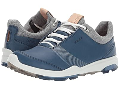 ECCO Golf Biom Hybrid 3 GTX (Denim Blue) Women