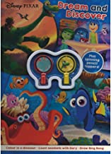 Disney Pixar Dream and Discover (Activity Book With Covermount)