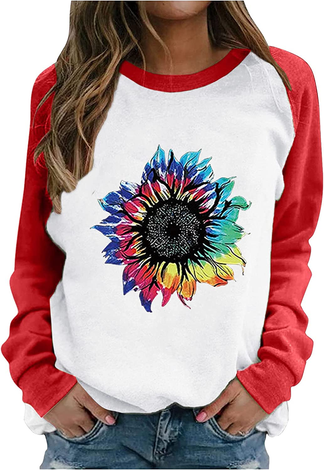 ZYAPCNGN Don't miss the campaign Cute Graphic Pullover Sweatshirts for Girl Womens Teen Super popular specialty store