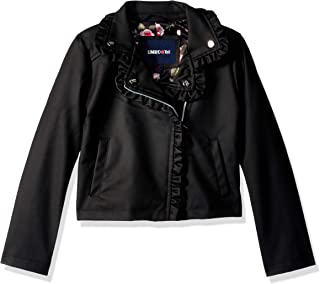 Best girls' faux leather jacket Reviews