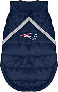 new england patriots puffer vest
