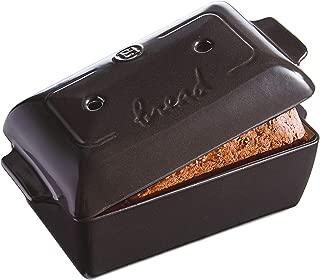 Emile Henry Made In France Bread Loaf Baker, 9.4 x 5