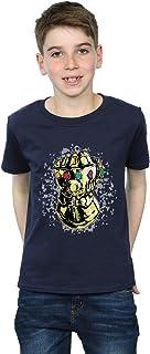 Avengers Niños Infinity War Thanos Fist Camiseta