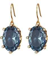Kate Spade New York - Shine On Oval Drop Earrings