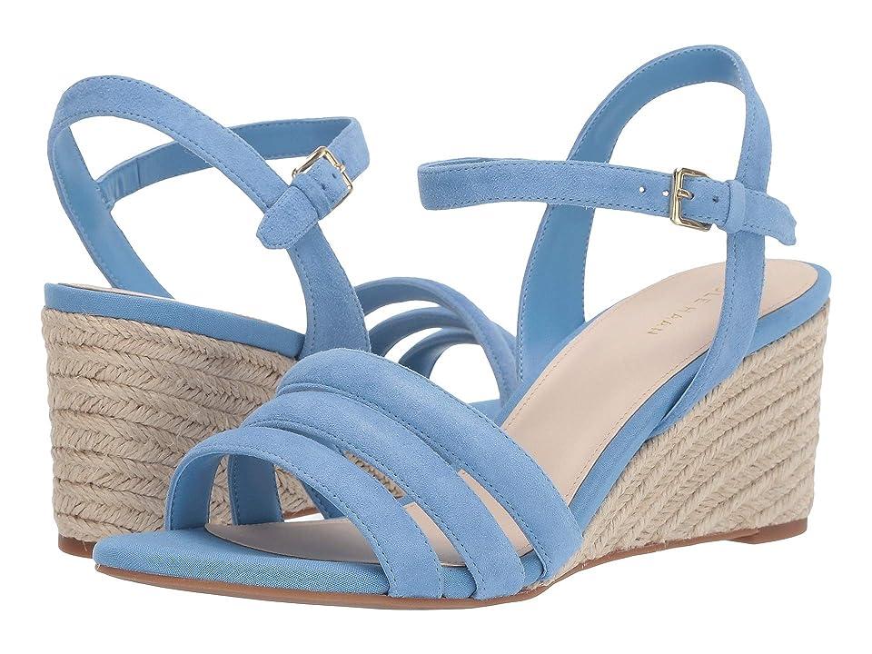 404d3de93b3 Cole Haan Jasmine Espadrille Wedge (Pacific Coast) Women's Shoes