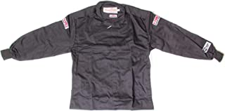 G-Force 4126XXLBK GF 125 Black XX-Large Single Layer Racing Jacket
