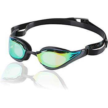 Preludio Senado Colectivo  Amazon.com : Speedo Fastskin3 Elite Mirrored Goggle Green 1SZ : Sports &  Outdoors