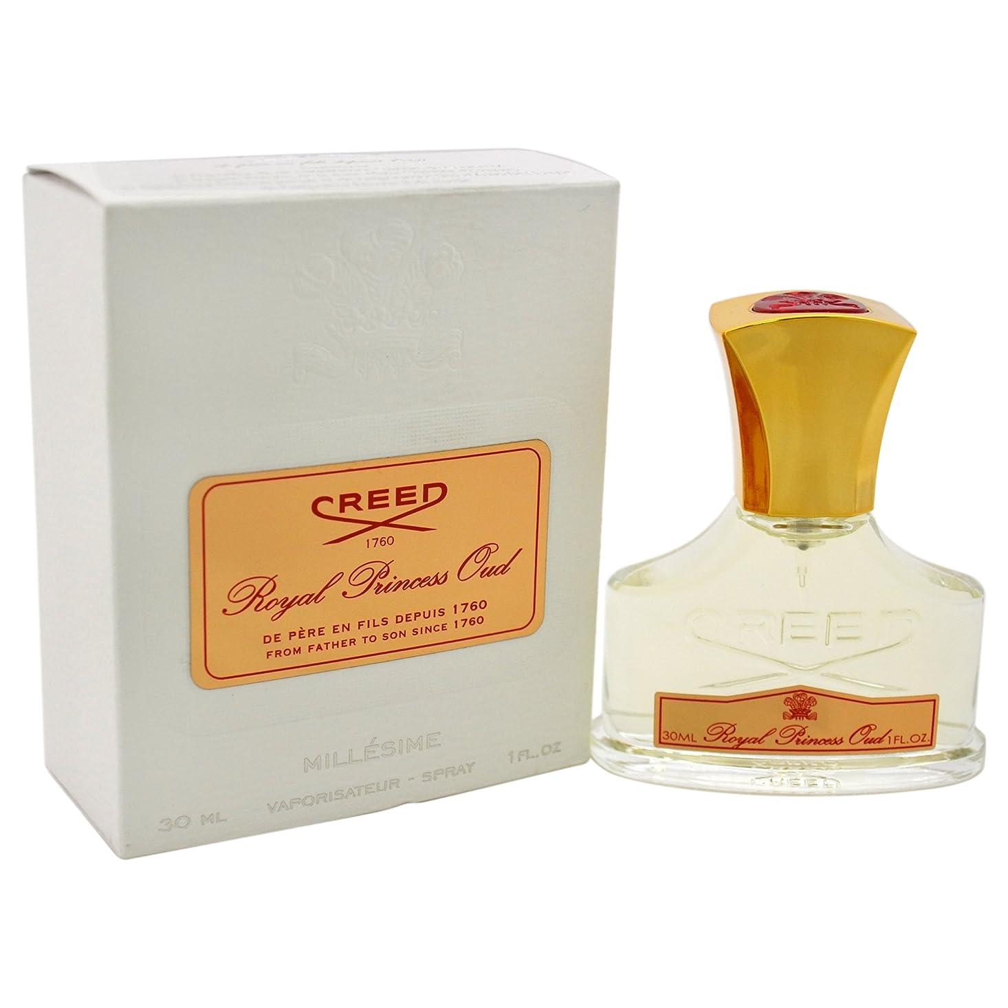 ステーキエスカレート耕すクリード Royal Princess Oud Fragrance Spray 30ml/1oz並行輸入品