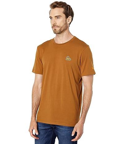 Timberland Short Sleeve Boot Logo T-Shirt