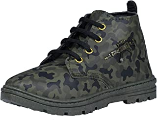 Onbeat Kids Military Shoes
