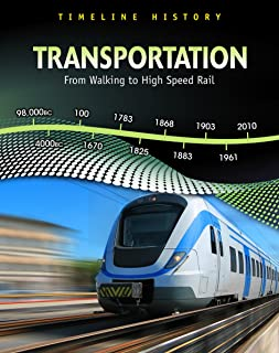 Transportation: From Walking to High-Speed Rail (Timeline History)