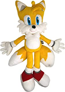 Sonic The Hedgehog Tails HQ Stuffed Plush Toy Anime Gift for Kids 18