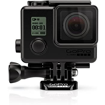 GoPro Blackout Housing for HERO3+ (Camera not included) [並行輸入品]