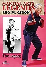 Martial Arts Legends Escrima Leo M. Giron