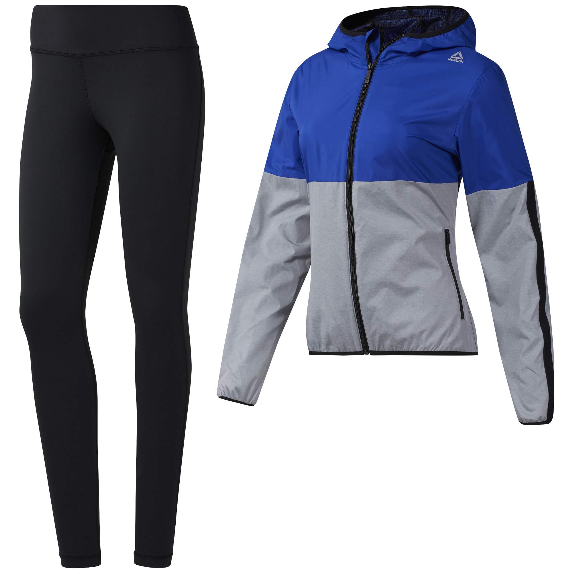 Reebok Te TS Sport Chándal, Mujer, Cobalt, XL: Amazon.es: Deportes ...