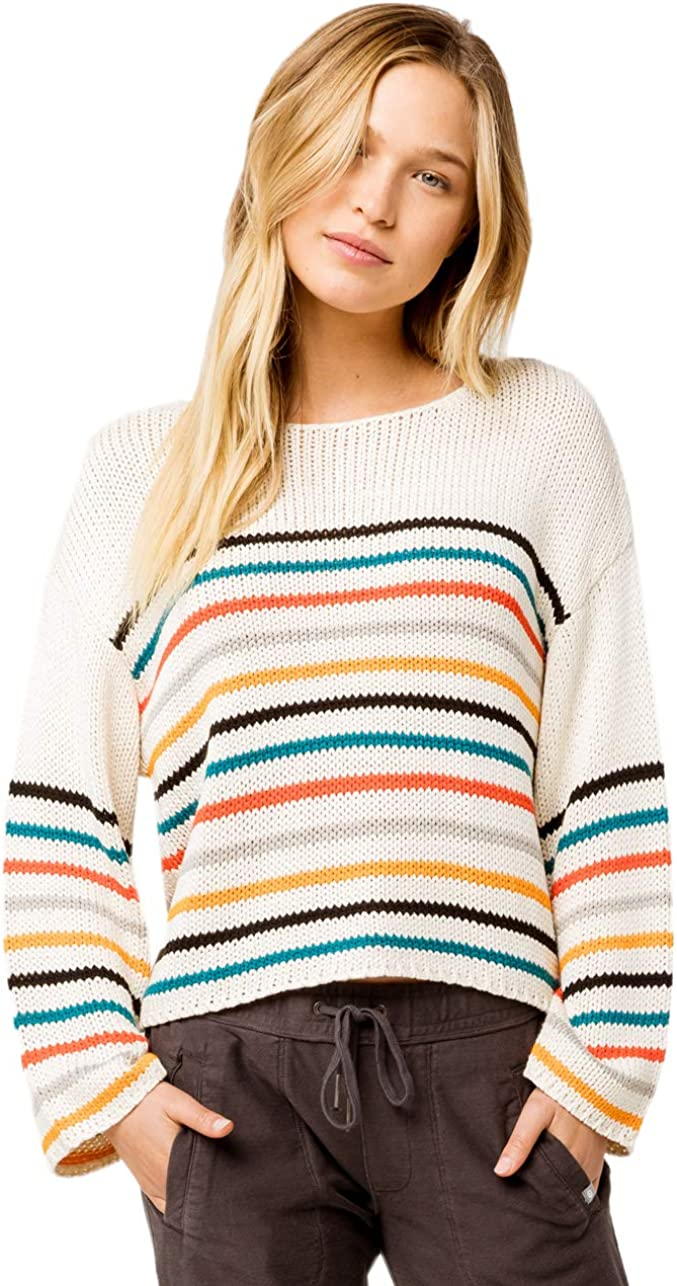 Rip Curl Women's Golden Haze Soft Crew Sweatshirt Sweater