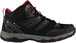 Karrimor Kids Adventura Walking Shoes Juniors Boots Lace Up Breathable