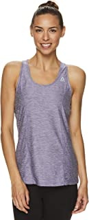 Reebok Women's Dynamic Fitted Performance Racerback Tank Top