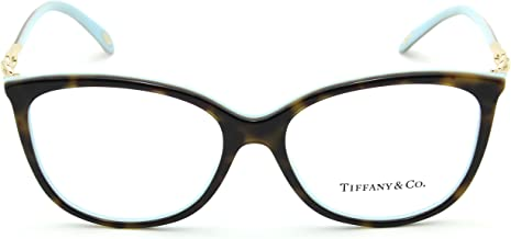 Tiffany & Co. TF 2143-B Women Oval Eyeglasses RX - able Prescription Frame