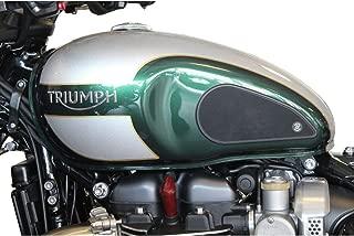 TechSpec 17-19 Triumph BONNEBOB1200 XLine Tank Grip Pads (3-Piece)