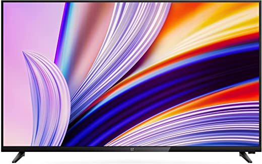 OnePlus 108 cm (43 inches) Y Series Full HD LED Smart Android TV 43Y1 (Black) (2020 Model) 1