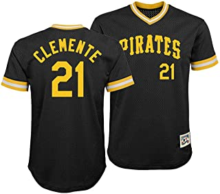 pittsburgh pirates roberto clemente jersey