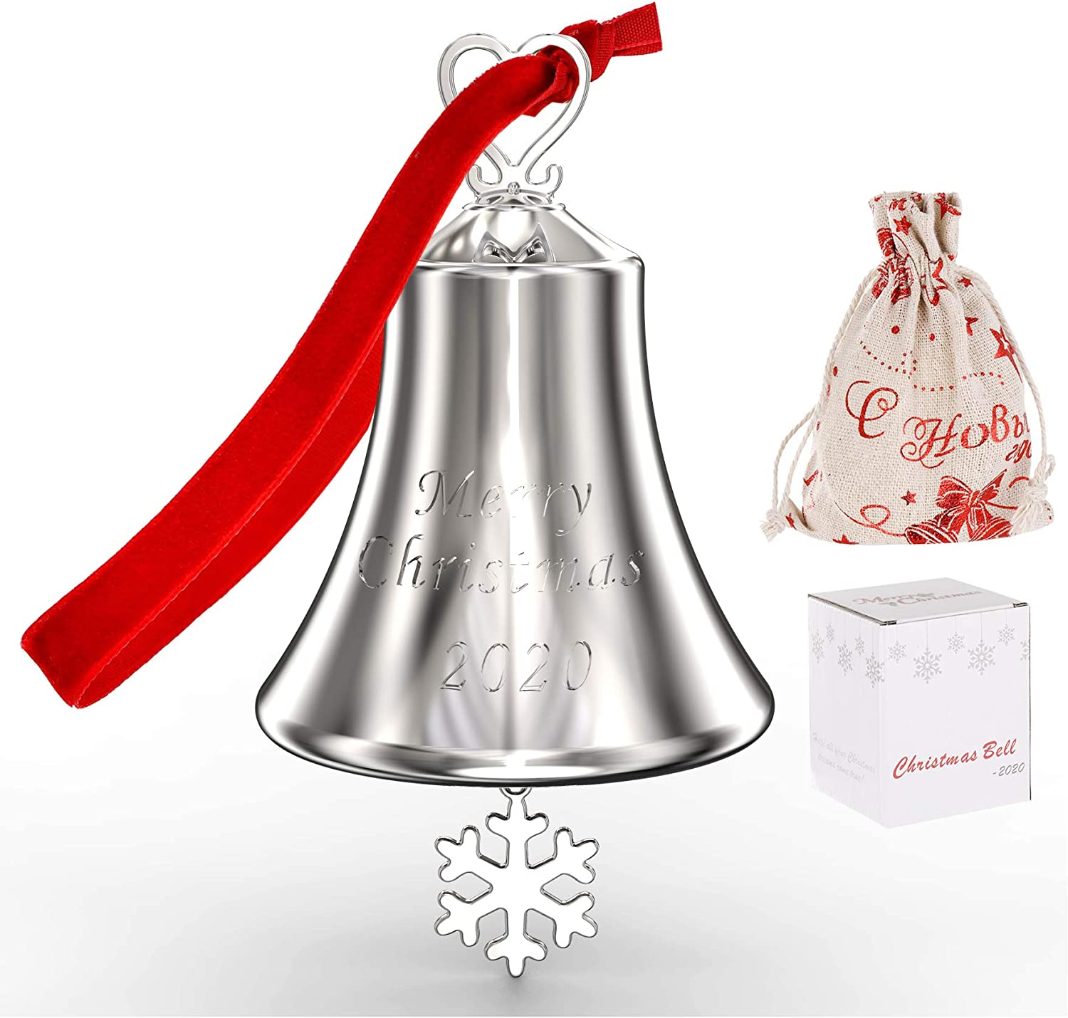 2020 Annual Ranking TOP15 Christmas Bell for Ornaments Decorat Tree Sales sale