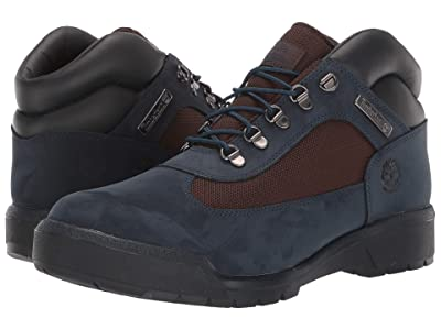 Timberland Field Boot F/L Waterproof (Navy Nubuck) Men