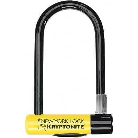 Kryptonite Bügelschloss New York Lock 3000 Mit Flex Frame Halter 3500326 Sport Freizeit