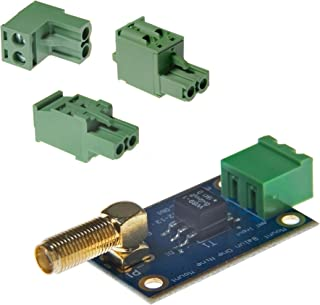 Balun One Nine v2 Barebones - Small Low-Cost 9:1 (1:9) HF Antenna Balun and Unun with Antenna Input Protection for Shortwave. Great for Software Defined Radio (RTL-SDR), Ham It Up & SDRPlay