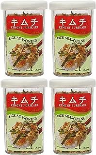 Rice Seasoning Furikake, 1.7 oz (Kimchi, 4 Packs)