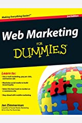 Web Marketing For Dummies Hardcover
