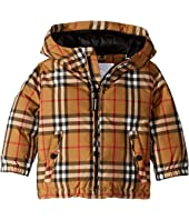 Burberry Kids - Rio Check Jacket (Infant/Toddler)