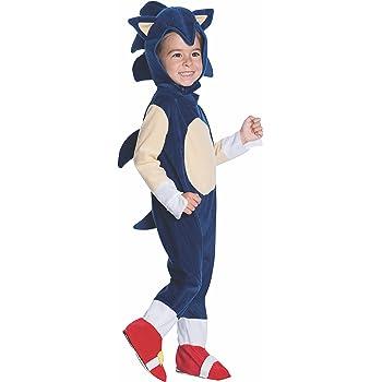 Disfraz de Sonic para bebé: Amazon.es: Juguetes y juegos