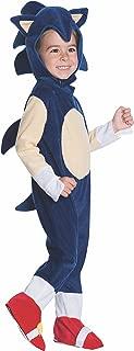Rubie's Costume Co Baby Boys' Sonic Romper Costume