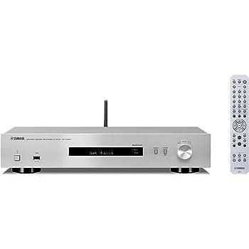 ヤマハ ネットワークプレーヤー ハイレゾ音源対応 ストリーミング再生 シルバー NP-S303(S)