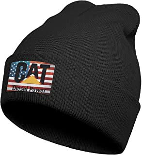 DRTGRHBFG Unisex Men's Women Girls Beanie Hats Cute Winter Warm Fine Knit