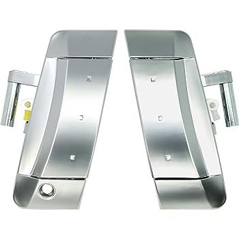 Amazon Com Replacement Exterior Door Handle Set Pair Driver Passenger Replaces 80607 Cd41e 80606 Cd01e Compatible With For Nissan 350z 2003 2004 2005 2006 2007 2008 2009 Automotive